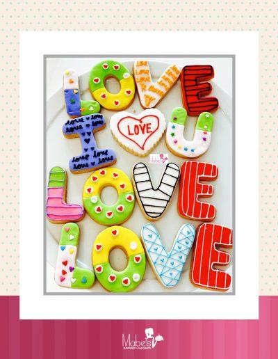 Galletas love