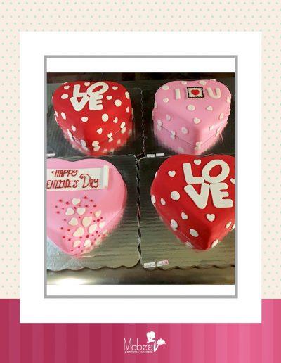 4 corazones